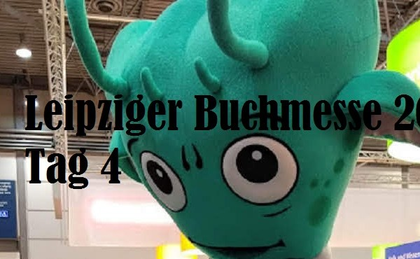 Leipziger Buchmesse 2019 | Tag 4