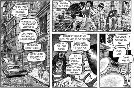 One, Two, Three, Four, Ramones; Ausschnitt Seite 56, Éric Cartier/Knesebeck Verlag