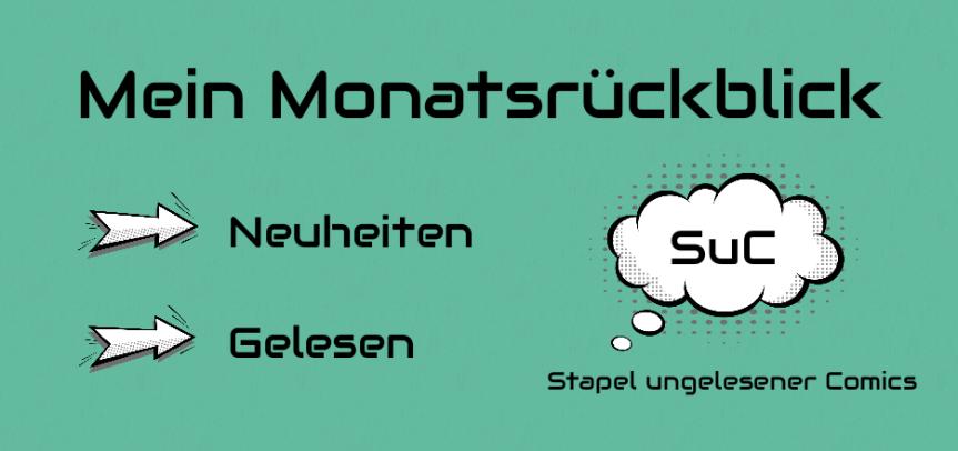 [ SuC ] Oktober 2019 – Mein Monatsrückblick
