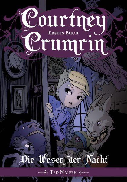 Courtney Crumrin - Die Wesen der Nacht, Dani Books