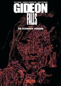 Gideon Falls 1, Splitter Verlag