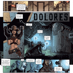 UCC Dolores 1, Ausschnitt Seite 10, Splitter Verlag