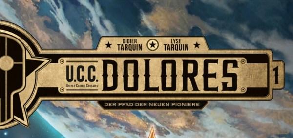 UCC Dolores Band 1/3 +Rezension+