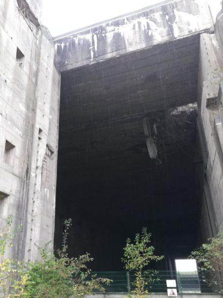 Schleusenkammer