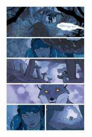Isola 1, Seite 3, Cross Cult