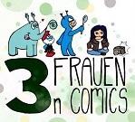 3 Frauen. n Comics.