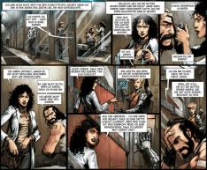 Conquest - Deluvenn, Ausschnitt Seite 6, Splitter Verlag