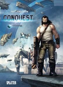 Conquest: Deluvenn, Splitter Verlag