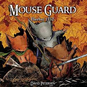 Mouse Guard 1, Cross Cult
