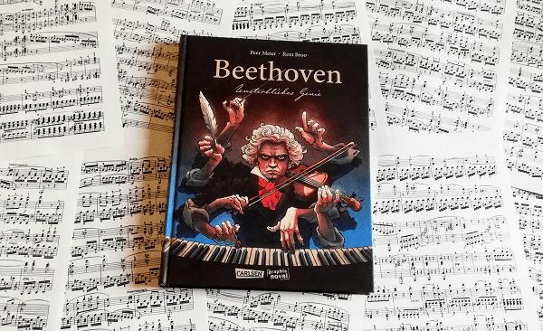 Beethoven – Unsterbliches Genie +Rezension+