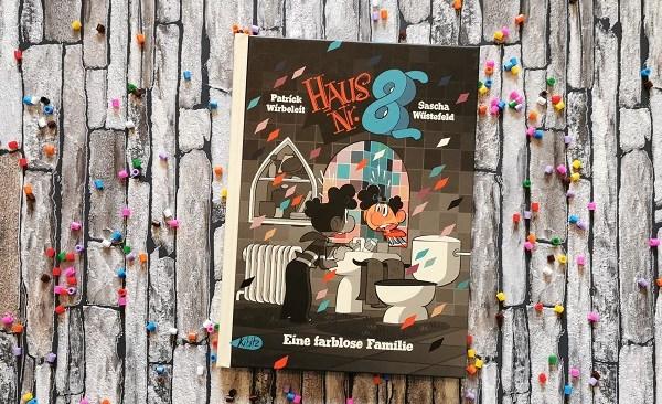 Haus Nr. 8 – Eine Farblose Familie +Rezension+