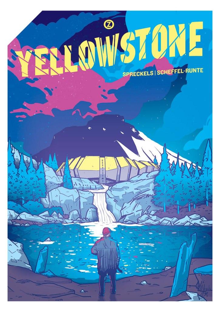 Yellowstone, Zwerchfell