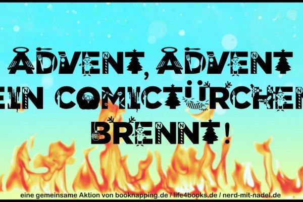 [Beendet] Advent, Advent ein Comictürchen brennt