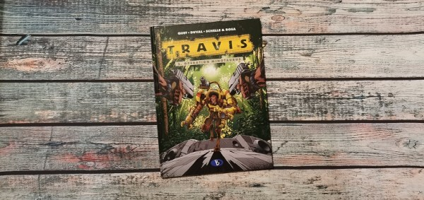 Travis 2 – Operation Minotaurus +Rezension+
