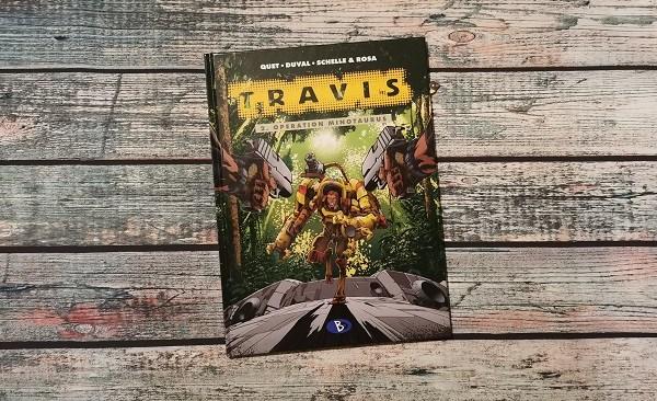 Travis 2 – Operation Minotaurus +Rezension+