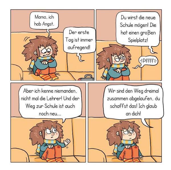 Lisa und Lio, Panini, Ausschnitt 1