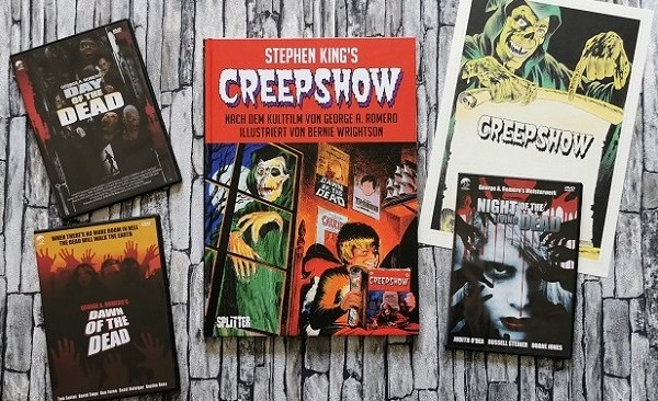 Creepshow +Rezension+