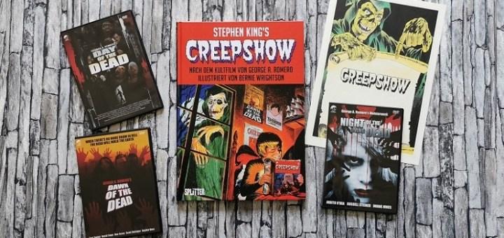 Creepshow, Splitter Verlag
