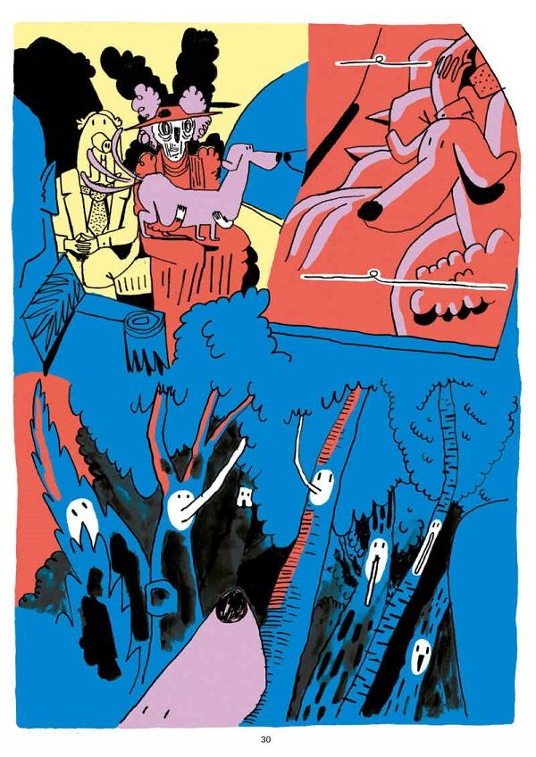 Der Kaiser im Exil, Edition Moderne, Seite 30