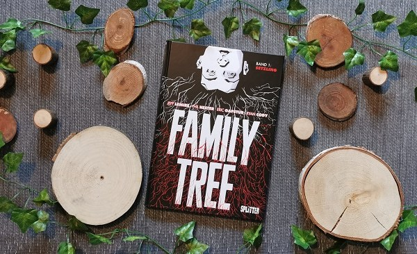 Family Tree 1/3 +Rezension+