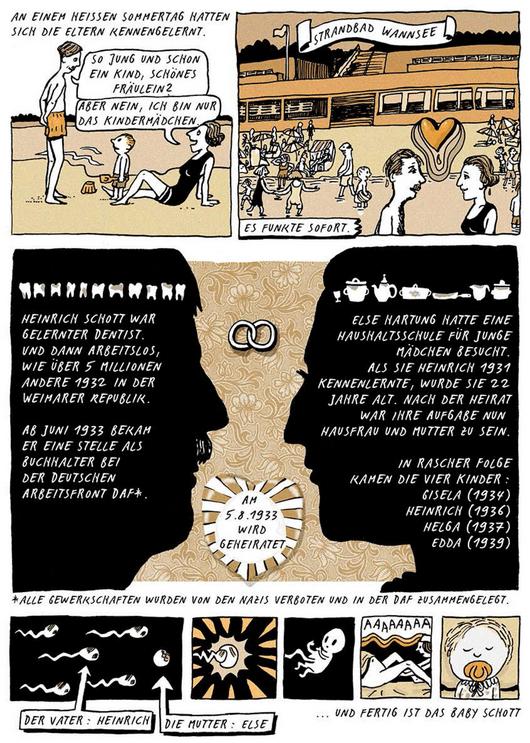 Der Duft der Kiefern, avant-verlag, Ausschnitt 2