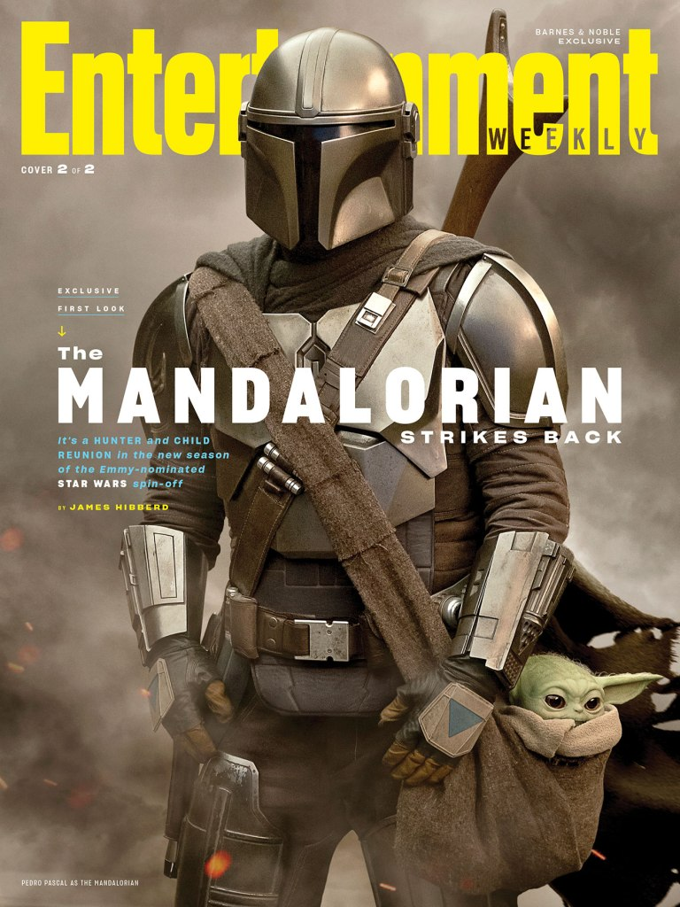 EW Weekly The Mandalorian Cover