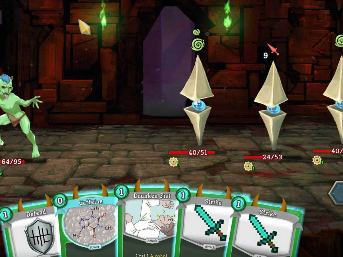 Slay The Spire Video Game Review