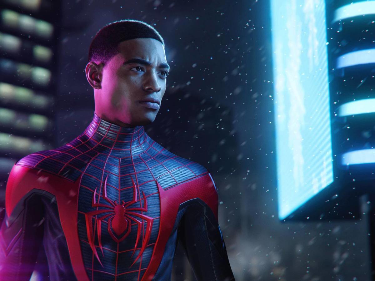 Spider-Man: Miles Morales Gameplay