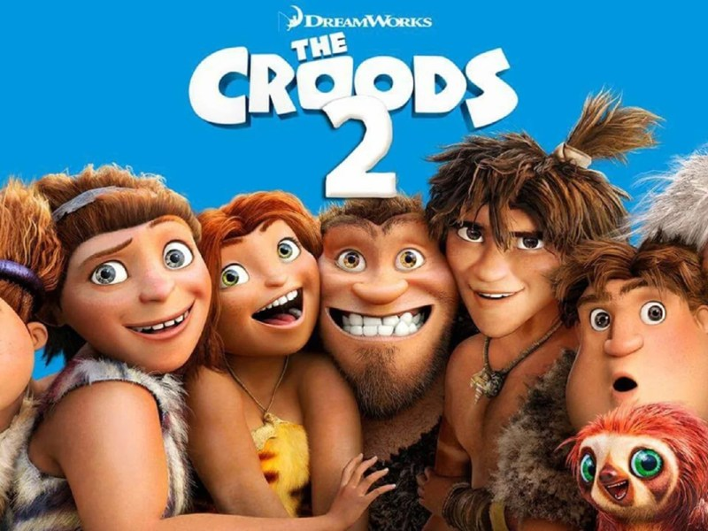 The Croods 2 Movie Trailer