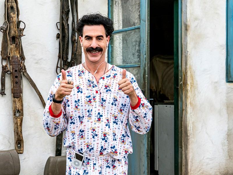 Borat Subsequent Moviefilm Movie Review