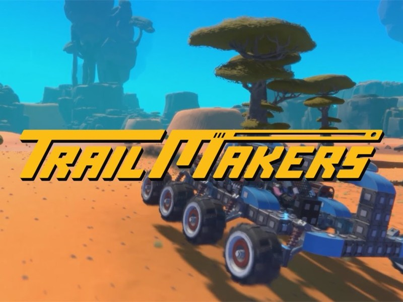Trailmakers Video Game Review