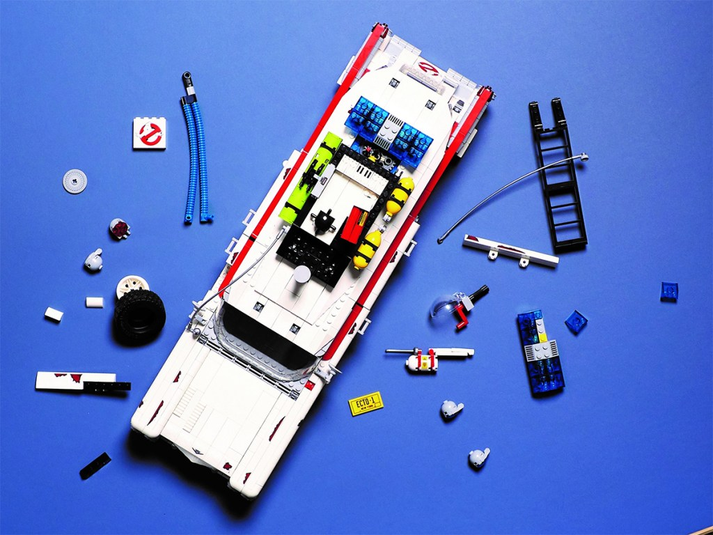 ECTO-1-Ghostbusters-LEGO-arial