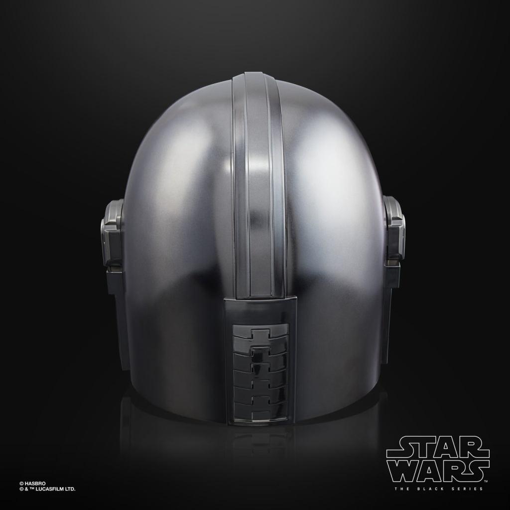 Hasbro Mandalorian Helmet Back