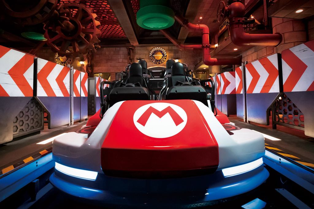 Mario Kart - Super Nintendo World
