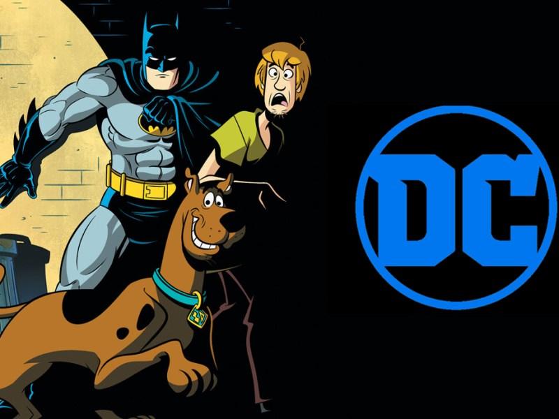 Batman and Scooby-Doo Comic Series