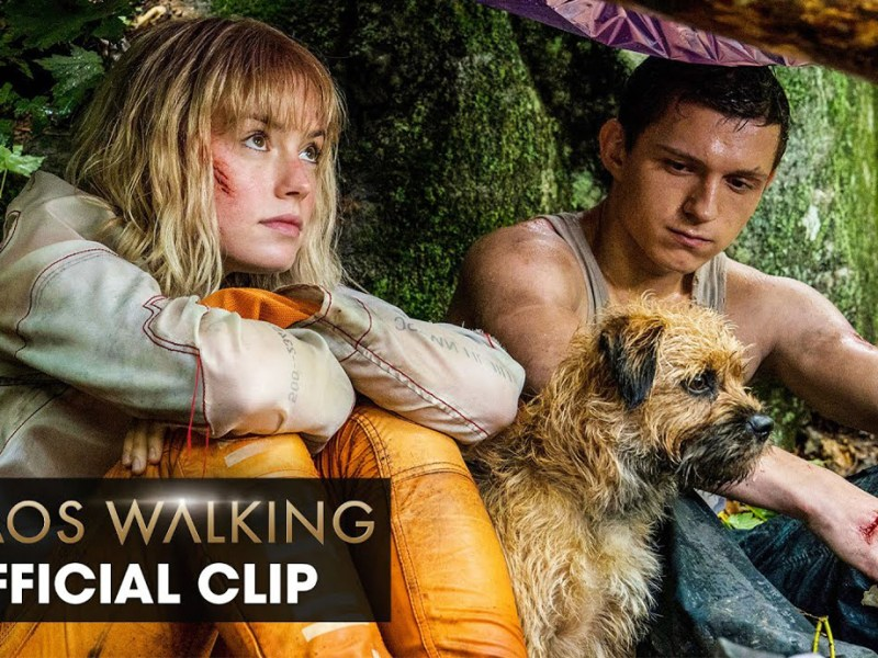 Chaos Walking Exclusive Clip