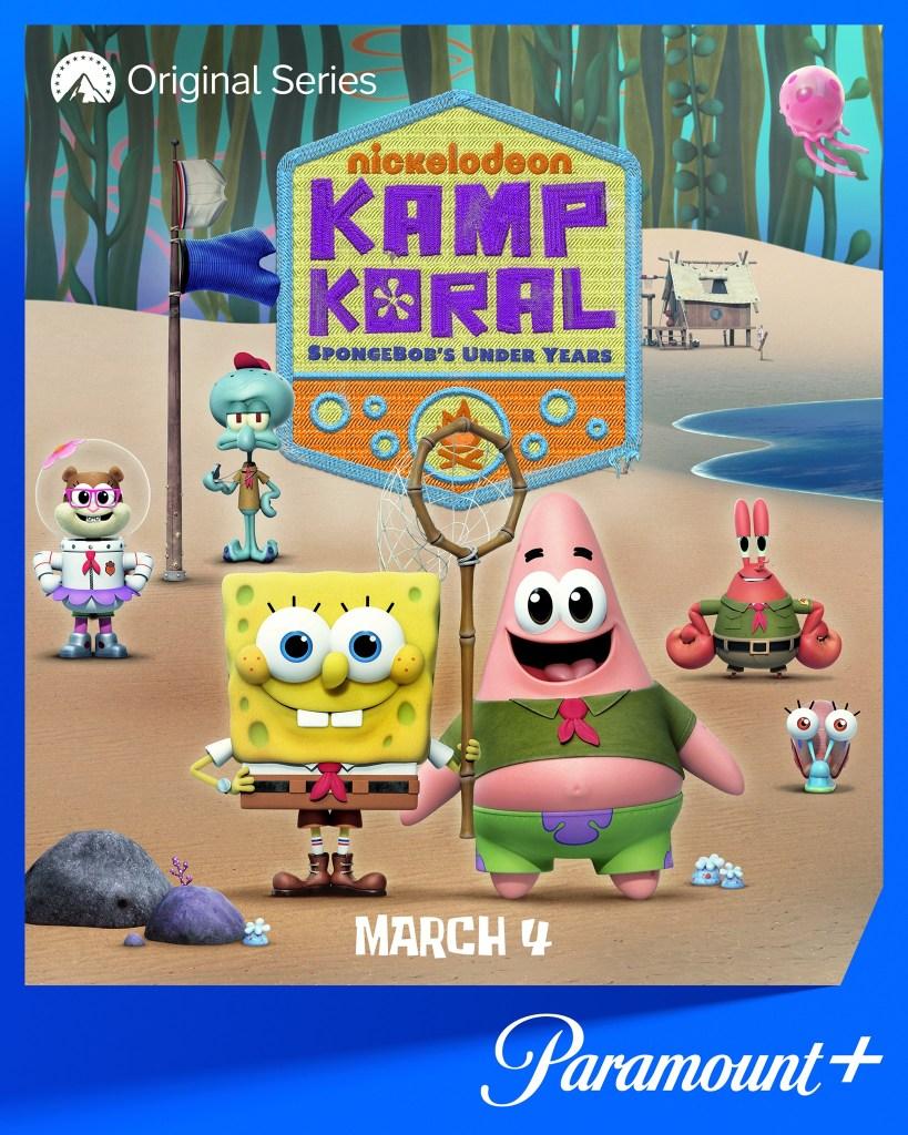 Kamp Koral Poster