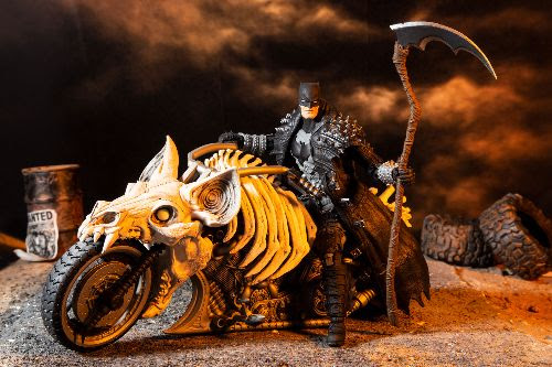 Death Metal Batcycle