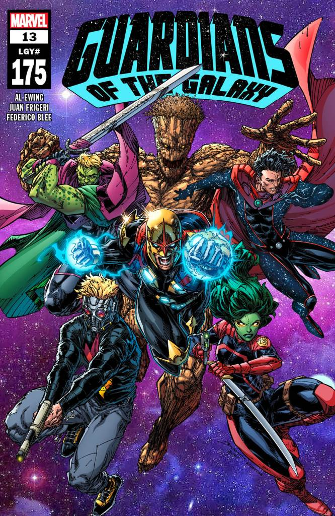 The Guardians of the Galaxy #13