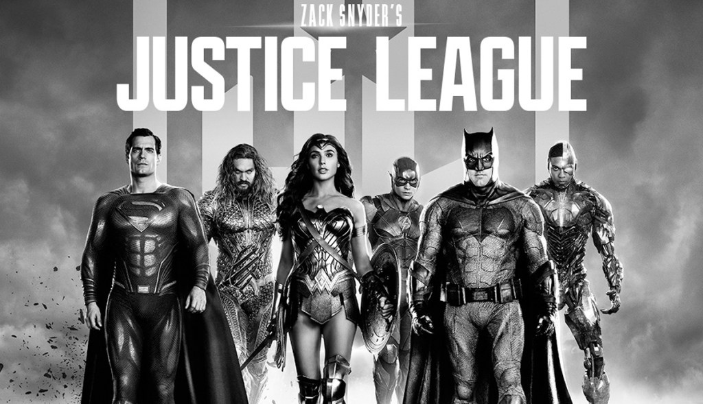 Zack Snyder's Justice League Movie Review