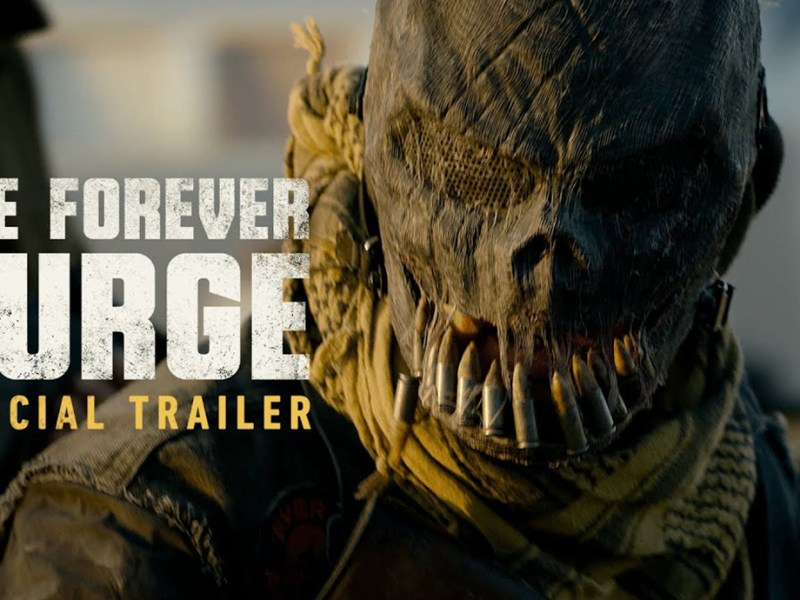The Forever Purge Movie Trailer