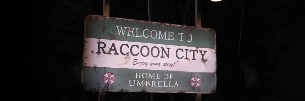 Resident Evil Welcome To Racoon City