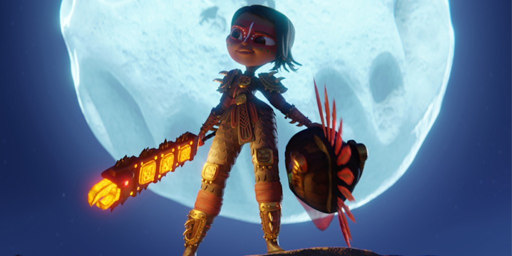 Maya and the Three Trailer