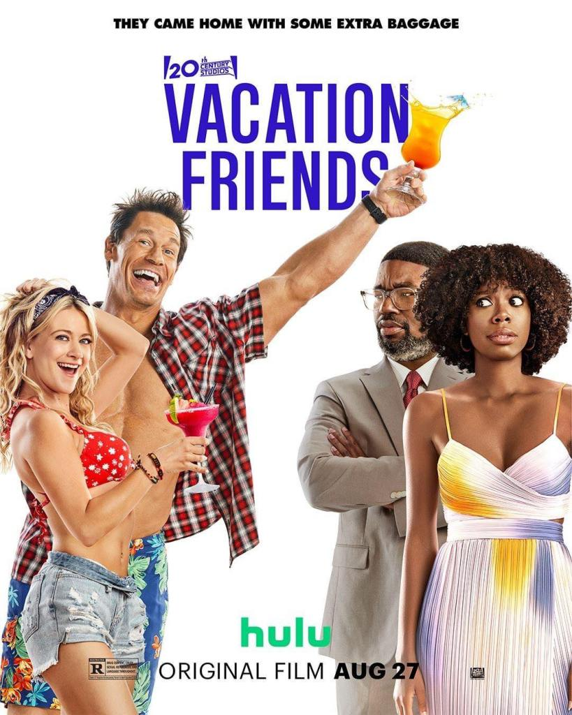 Vacation Friends Poster and Trailer