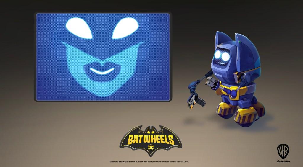 Bathwheels Batgirl