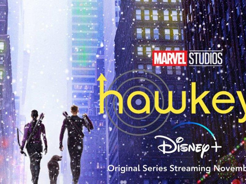 Hawkeye Series Trailer