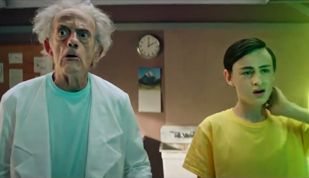 Ricky and Morty Live Action