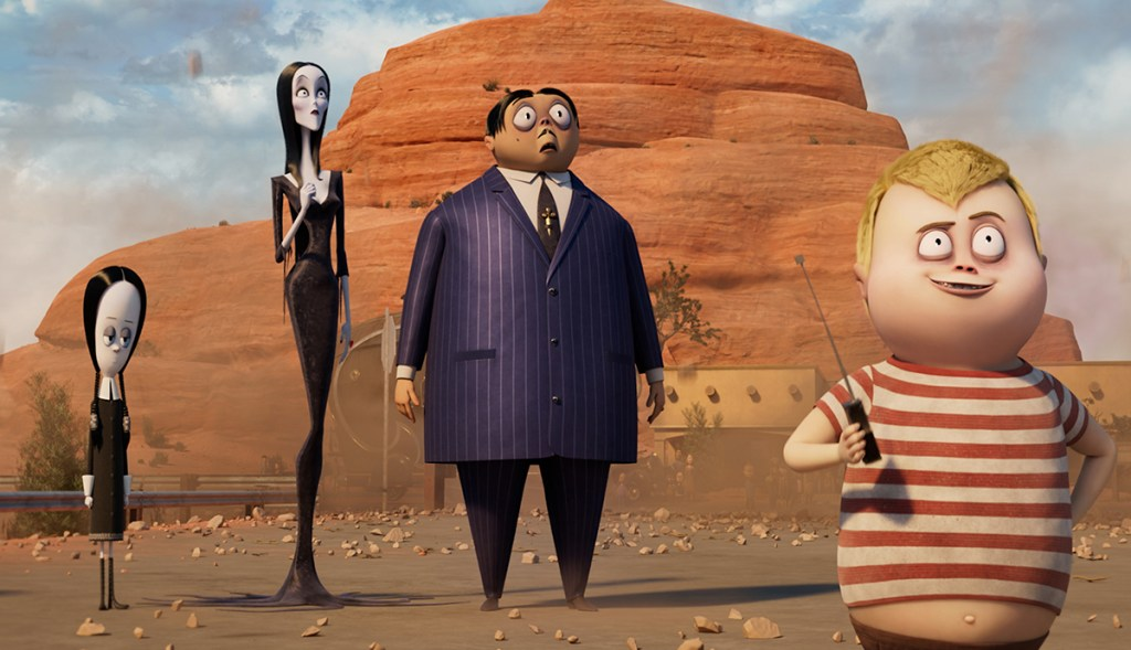 The Addams Family 2 Trailer