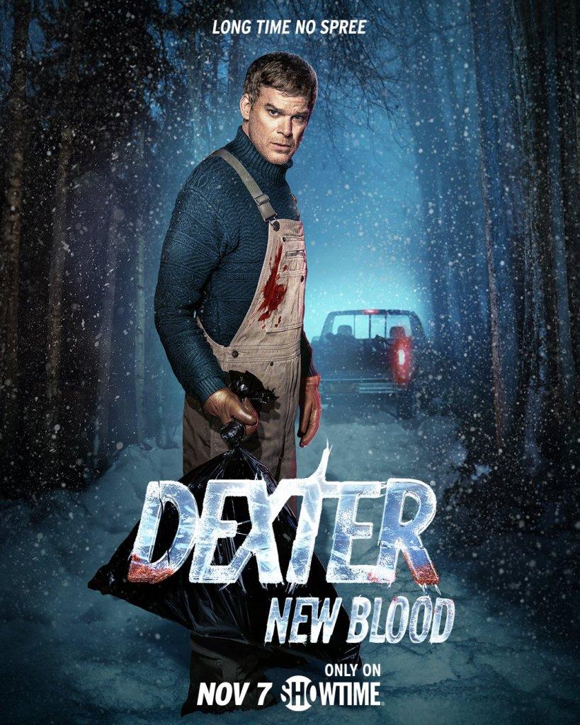 Dexter New Blood Poster