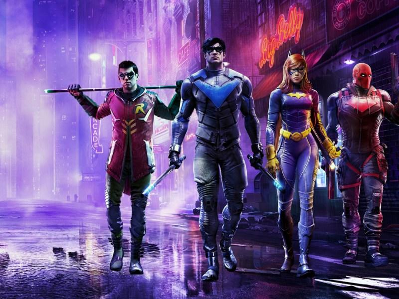Gotham Knights DC FanDome 2021